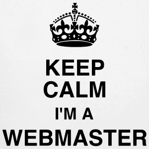 Webmaster Internet Web Geek Website Babybody - Økologisk langermet baby-body
