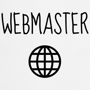 Webmaster Internet Web Geek Website Tabliers - Tablier de cuisine
