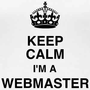 Webmaster Internet Web Geek Website T-skjorter - Premium T-skjorte for kvinner