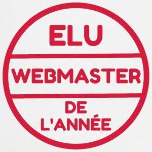 Webmaster Internet Web Geek Website Delantales - Delantal de cocina