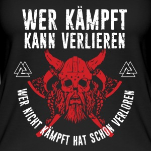 wikinger kämpfer Tops - Frauen Bio Tank Top