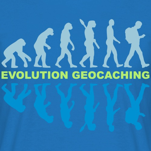 Evolution Geocaching