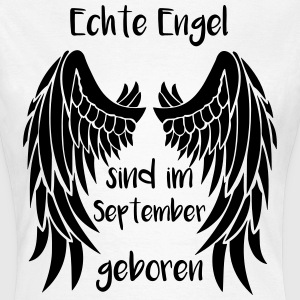 Engel September T-Shirts - Frauen T-Shirt