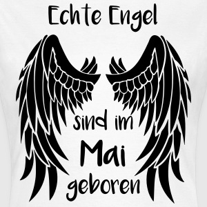 Engel Mai T-Shirts - Frauen T-Shirt