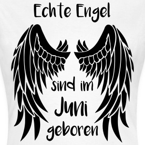Engel Juni T-Shirts - Frauen T-Shirt