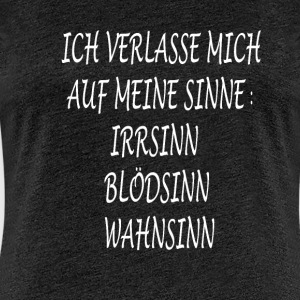 3 Sinne T-Shirts - Frauen Premium T-Shirt