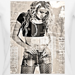 NEW YORK T-Shirts - Frauen Bio-T-Shirt