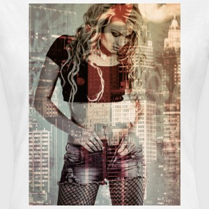 NEW YORK T-Shirts - Frauen T-Shirt