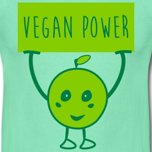 Vegan Power  - Men's T-Shirt