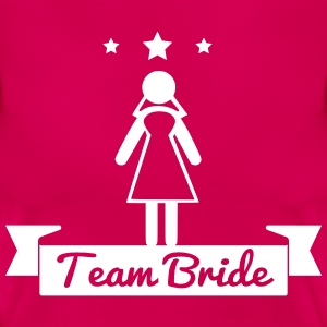 Bride Wedding Marriage Stag do Hen night party - Women's T-Shirt