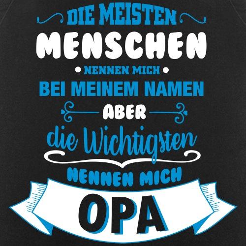 Beim Namen nennen - Opa