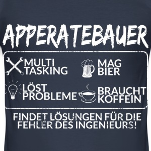 Apperatebauer T-Shirts - Männer Slim Fit T-Shirt