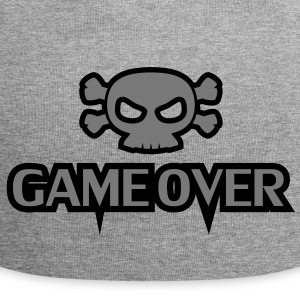 game over totenkopf - Jersey-Beanie