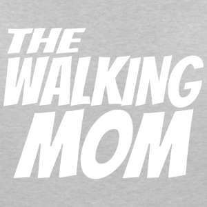 THE WALKING MOM4 T-Shirts - Frauen T-Shirt mit V-Ausschnitt