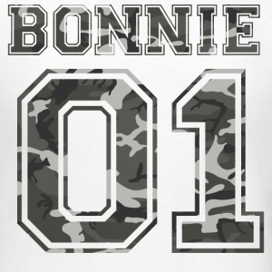 Bonnie 01 camo 1 T-Shirts - Frauen T-Shirt