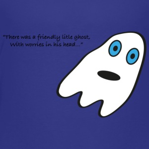 Little Ghost - Teenage Premium T-Shirt