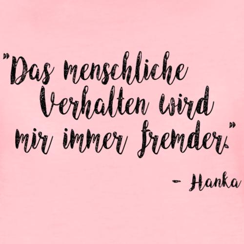 Das menschliche Verhalten ... - Hanka