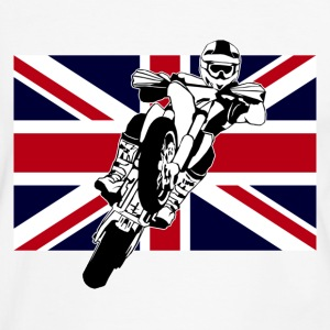 Supermoto - Union Jack T-Shirts - Men's Ringer Shirt