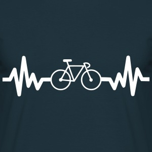 Bike s life - cycling T-shirt  - Men's T-Shirt
