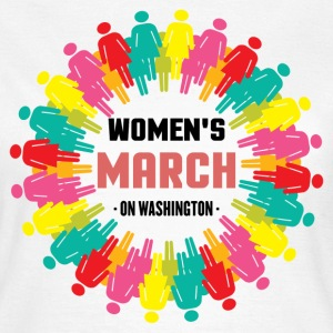 Women's March on Washington T-Shirts - Women's T-Shirt