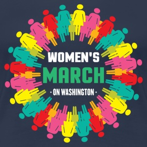 Women's March on Washington T-Shirts - Women's Premium T-Shirt