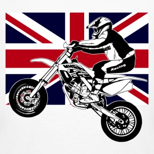 Supermoto - Union Jack T-Shirts - Men's Organic T-shirt