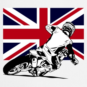 Supermoto - Union Jack Tabliers - Tablier de cuisine