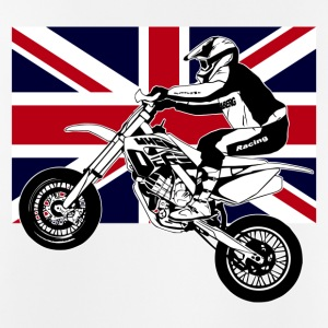 Supermoto - Union Jack Sports wear - Men's Breathable Tank Top