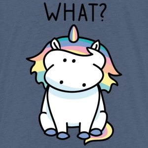 What? Shirts - Kinderen Premium T-shirt