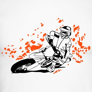 Supermoto Manches longues - T-shirt baseball manches longues Homme