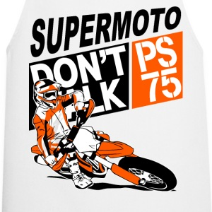 Supermoto Racing  Aprons - Cooking Apron