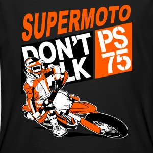 Supermoto Racing T-Shirts - Men's Organic T-shirt