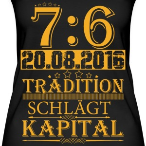 Tradition schlägt Kapital Tops - Frauen Bio Tank Top