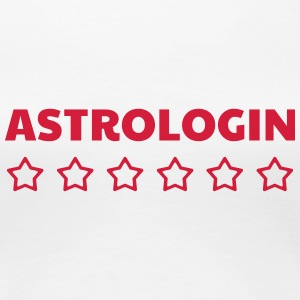 Astrology Astrologer Astrologie Astrologue T-Shirts - Women's Premium T-Shirt
