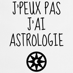 Astrology Astrologer Astrologie Astrologue  Aprons - Cooking Apron