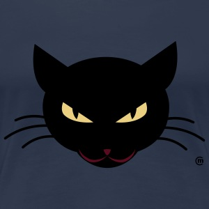 Evil Kitty - Frauen Premium T-Shirt
