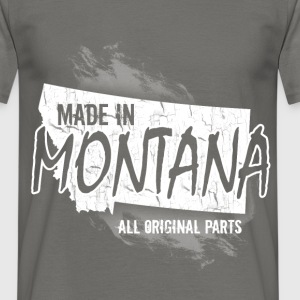 Made in Montana all original parts  - Men's T-Shirt