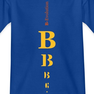 B Name - Kinder T-Shirt