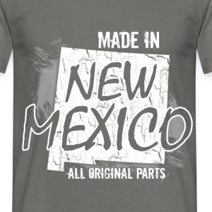 Made in New Mexico all original parts  - Men's T-Shirt