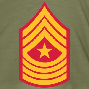 Sergeant Major SgtMaj, Mision Militar ™ T-shirts - slim fit T-shirt