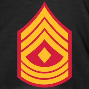 First Sergeant 1stSgt, Mision Militar ™ T-shirts - Slim Fit T-shirt herr
