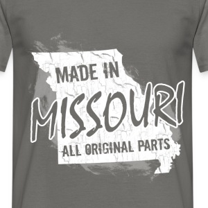 Made in Missouri all original parts  - Men's T-Shirt