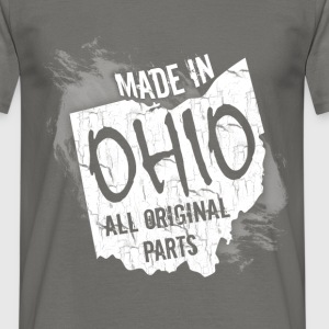 Made in Ohio all original parts  - Men's T-Shirt