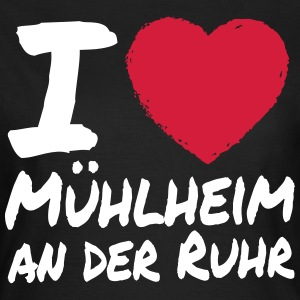 I Love Mühlheim T-Shirts - Frauen T-Shirt