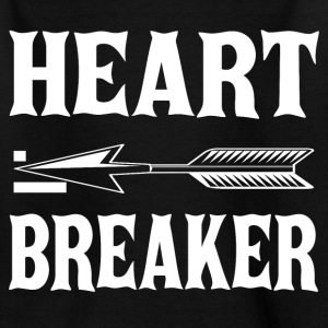 The little heartbreaker Shirts - Kids' T-Shirt