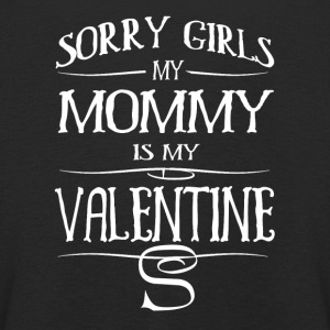 MOM is my Valentine Long Sleeve Shirts - Kids' Premium Longsleeve Shirt