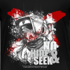 No Hide & Seek Skjorter - Premium T-skjorte for barn