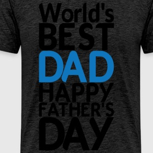 Vatertag - Father's Day - Männer Premium T-Shirt