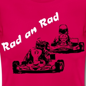 Rad an Rad T-Shirts - Frauen T-Shirt
