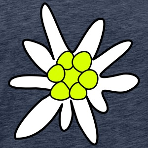 Edelweiss, ghosteweed T-Shirts - Men's Premium T-Shirt